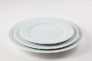 Assiettes empilées